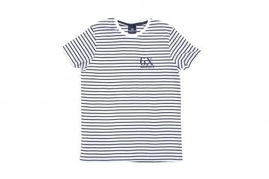 6X Striped T-Shirt