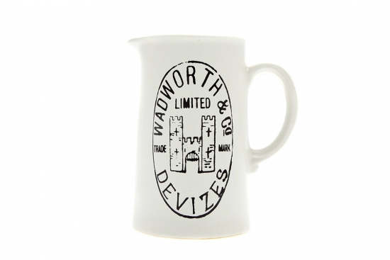 Wadworth Two Pint Ale Jug