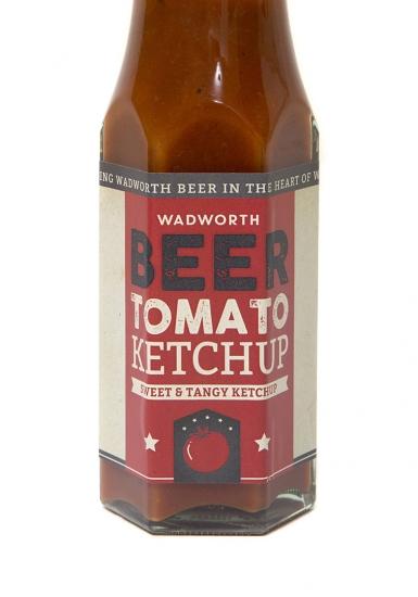 Beer Tomato Ketchup