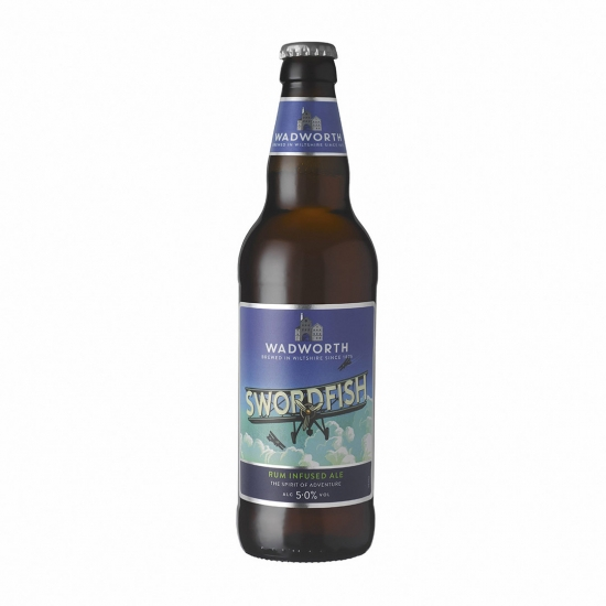 Swordfish (12x500ml)