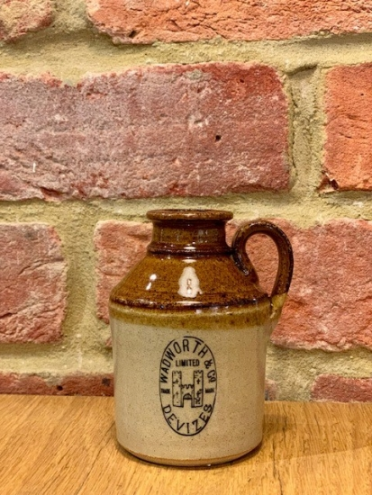 Mini Wadworth Flagon