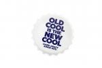 Old Cool New Cool Fridge Magnet
