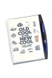 Old Cool New Cool Note Pad & Pen Set