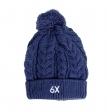 6X Bobble Hat