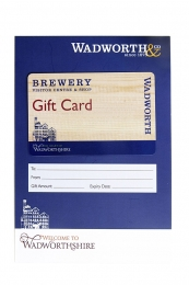 Visitor Centre & Brewery Shop £50 Gift Card