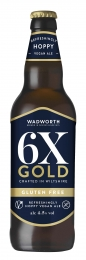 6X Gold - Gluten Free & Vegan (12x500ml)