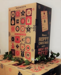 2019 Wadworth Beer Advent Calendar