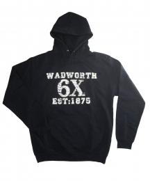 6X College Hoody