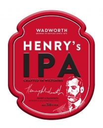 Henry's IPA Polypin (10ltr)