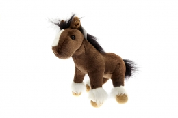 Shire Horse Soft Toy