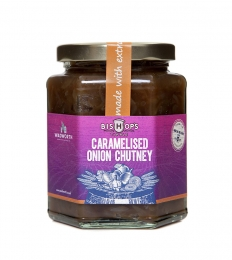 Bishop's Tipple Caramelised Onion Chutney