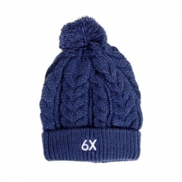 6X Bobble Hat